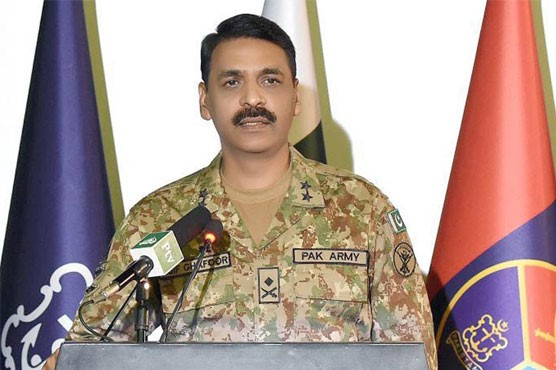 DG ISPR speaks regarding the PTM, Few workers being incited for pro-state actions