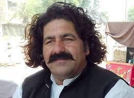 MNA Ali Wazir arrested