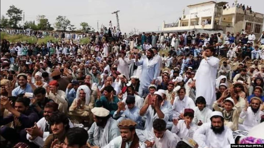 PTM protesters clash with security forces in Miran Shah, taking three lives