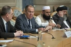Taliban delegation meets Afghan politicians in Moscow