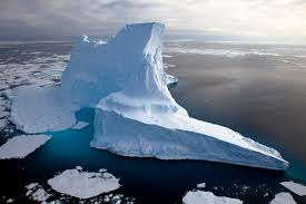 ice bergs can sink your ship