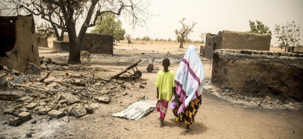 Over night attack on a village in central Mali, 100 killed