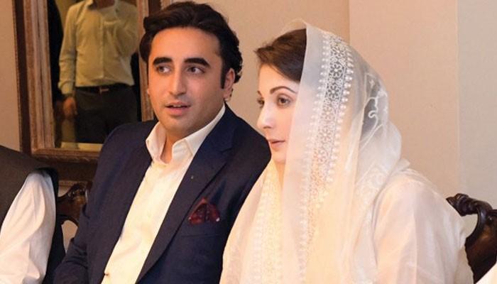 Bilawal meets Maryam, talks in progress