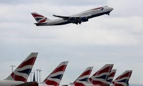 British airways resumes flight to Pakistan, 1st flight arrives successfully in Islamabad