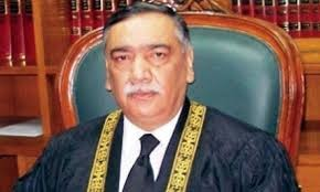 CJP Asif Saeed
