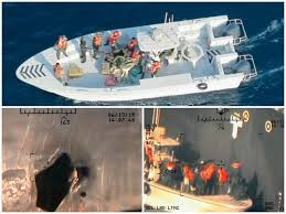 Gulf tanker attack, Pentagon claims IRCG behind this