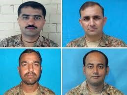 Blast in North Waziristan, 04 army personnel martyred