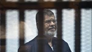 Rest in peace Mr. Morsi, Eqypt's ex-president