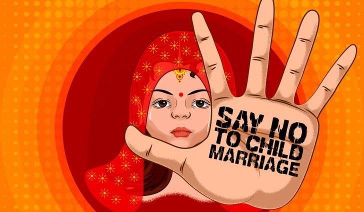 Police action against teenage marriage in Rahimyar Khan