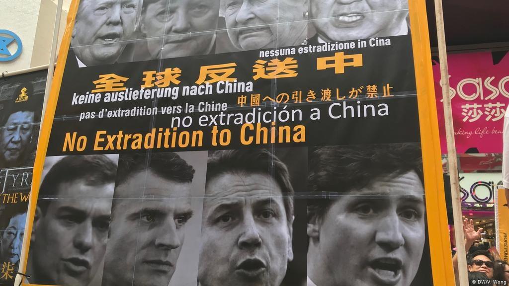 China Extradition Bill