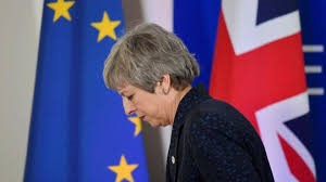 Failure in Brexit: Theresa May finally resigns