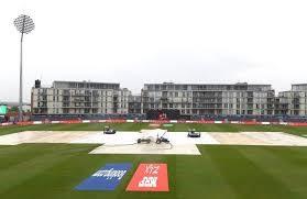 Srilanka versus Pakistan, rain makes match draw
