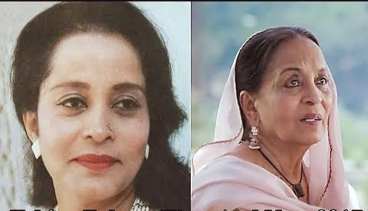 Legendary Actress Zaheen Tahira admitted to Agha Khan due to heart attack