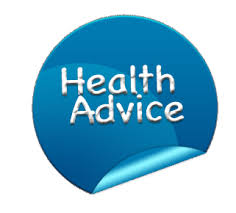 advice on Health matters