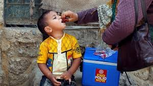 Five new polio cases identified in KP