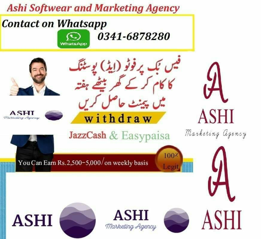 Ashi software and marketing agency