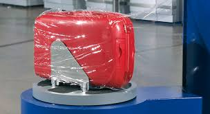 baggage wrapping policy