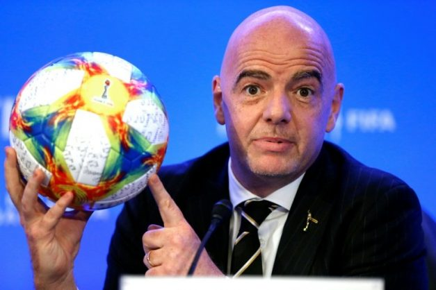 FIFA bans ex-Botswana official for life time