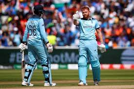 India loses against England in WCC 2019