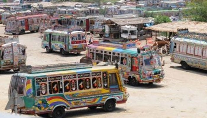 CNG prices raised in Karachi, transporters call for strike