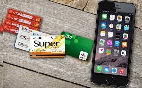 No more service charges on mobile scratch cards