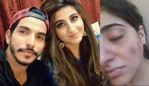 Actor Mohsin Abbas and wife Fatima in conflict over domestic violence