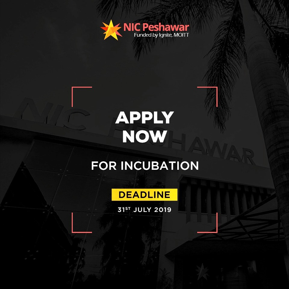Apply Now for Incubation