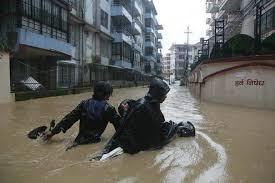 Heavy rain in Nepal, 50 killed