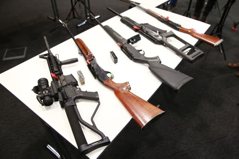 """Buy Back"" weapons, New Zealand govt. launches new scheme"