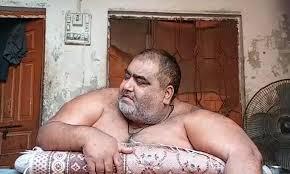 heavy weight Noor ul Hassan