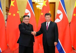 China's Xi to meet Korea's Kim today
