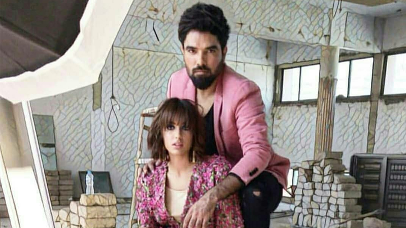 Yasir and Iqra in rumours