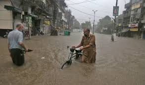 Happy Monsoon, rains started in different parts of Pakistan
