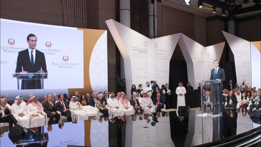 Bahrain organizes Peace for Prosperity workshop 25-26June