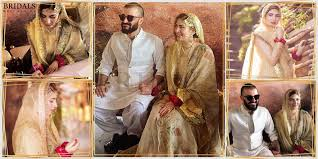 Hamza Ali Abbasi ties knot with Actress Naimal Khawar
