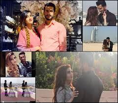 Hassan Ali marries Samia Azroo