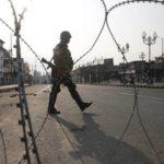 Kashmir still under lock down
