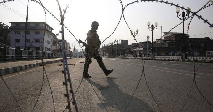 Kashmir still under lock down