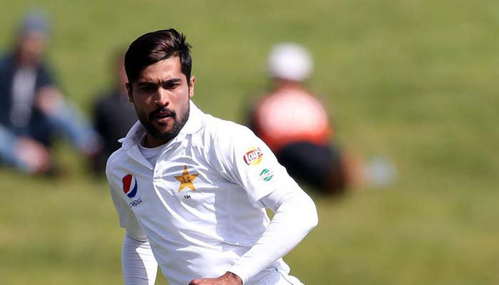 Fast Bowler Muhammad Amir announces retirement from test cricket