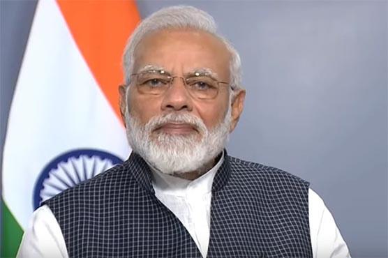 Modi admits Kashmir is a bilateral issue
