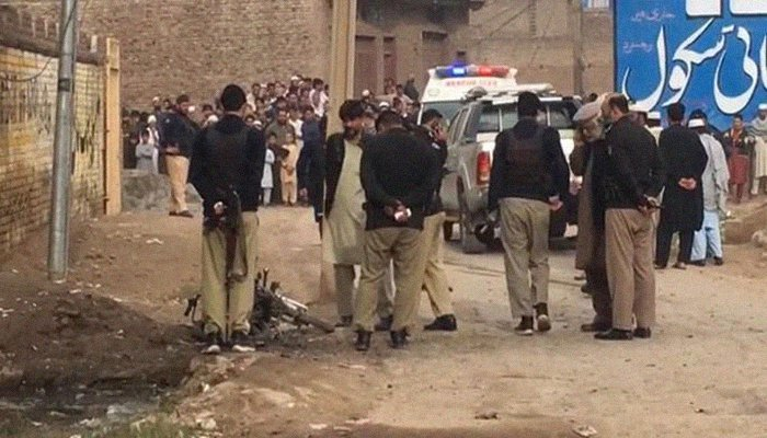 Blast in Upper Dir, five dead, many injured