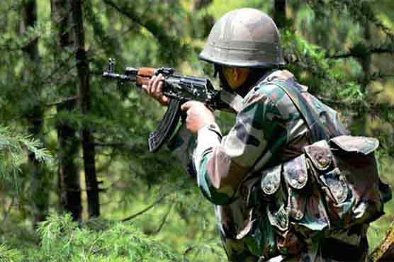 Indian firing at LoC