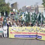Pakistan warns of crisis on Kashmir issue