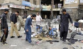 Twin blasts in Quetta, one dead, 12 injured