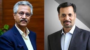 Mayor Karachi Wasim Akhtar appoints Mustafa Kamal as Project Director Garbage