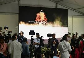 India gets a setback in space program, moonlander disappears