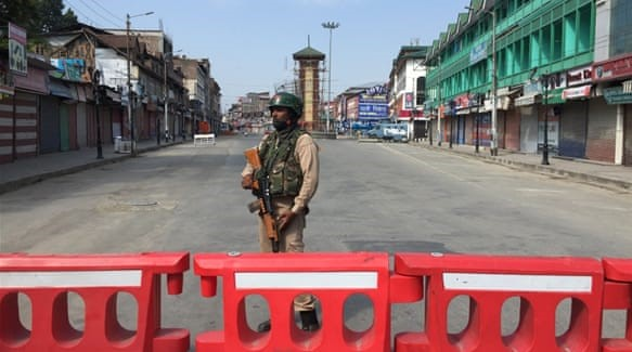 Indian Amnesty demands to remove of curfew from Kashmir