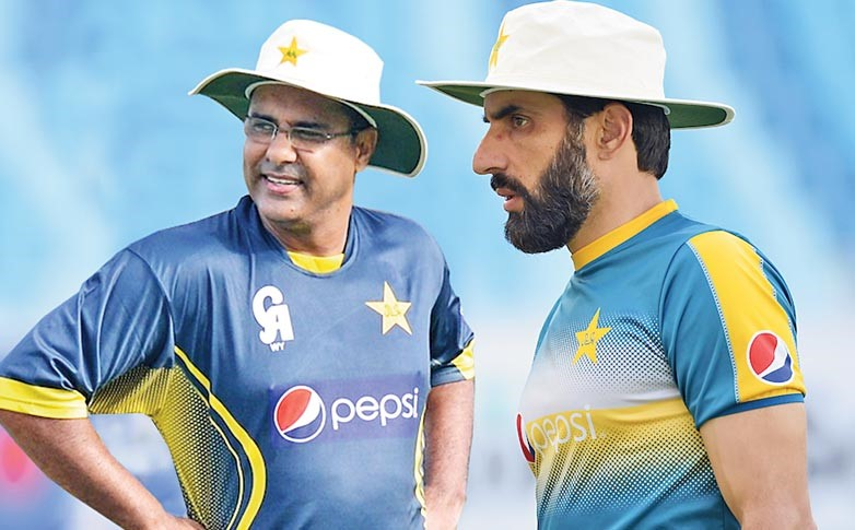 Misbah Haque selected as coach for three years