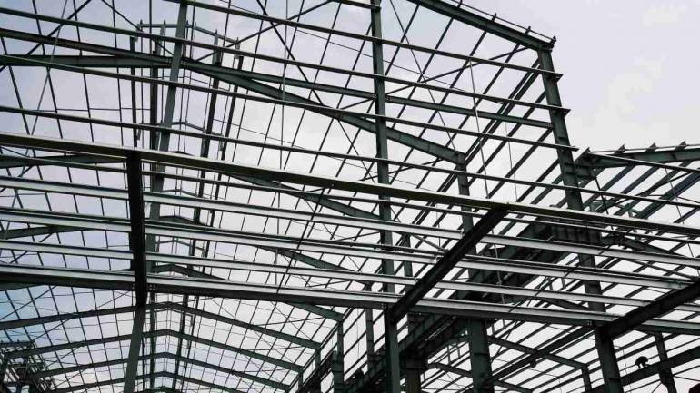US imposes duties on structural steel from China