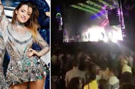 Spanish dancer dies in pyrotechnic explosion during live performance